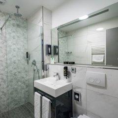 Отель Kreis Residenz Мюнхен ванная