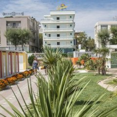 Hotel Levante Римини балкон