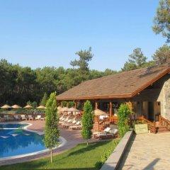 Отель Olympos Village
