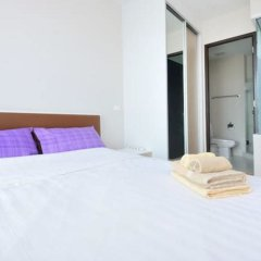 Отель Chrisma Condo Ramintra Таиланд, Бангкок - отзывы, цены и фото номеров - забронировать отель Chrisma Condo Ramintra онлайн комната для гостей фото 4