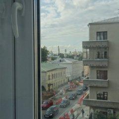 Goldfish Hostel Москва комната для гостей фото 3