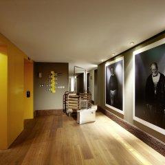 25hours Hotel HafenCity интерьер отеля