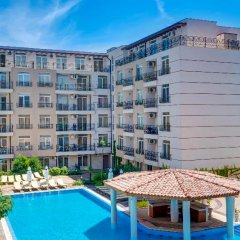Апартаменты Dawn Park Deluxe Apartments бассейн фото 2