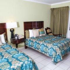 Отель The Cardiff Hotel & Spa Ямайка, Ранавей-Бей - отзывы, цены и фото номеров - забронировать отель The Cardiff Hotel & Spa онлайн комната для гостей фото 5