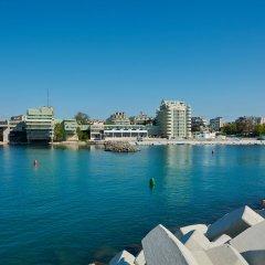 Отель Interhotel Pomorie Болгария, Поморие - 2 отзыва об отеле, цены и фото номеров - забронировать отель Interhotel Pomorie онлайн пляж