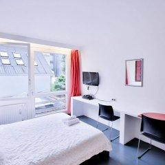 Отель Chic suisse flat Metro Louise Бельгия, Брюссель - отзывы, цены и фото номеров - забронировать отель Chic suisse flat Metro Louise онлайн комната для гостей фото 2