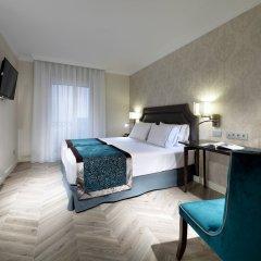 Отель Eurostars Casa de la Lírica Испания, Мадрид - 4 отзыва об отеле, цены и фото номеров - забронировать отель Eurostars Casa de la Lírica онлайн комната для гостей