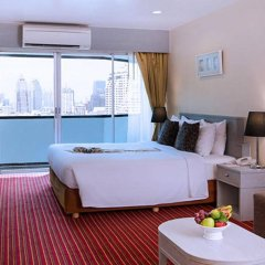 Отель Furama Silom, Bangkok комната для гостей фото 2