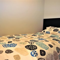 Отель Brand New 1bdr 1den Condo in Vancouver Канада, Ванкувер - отзывы, цены и фото номеров - забронировать отель Brand New 1bdr 1den Condo in Vancouver онлайн комната для гостей фото 3