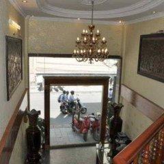 New Hanoi Hotel интерьер отеля