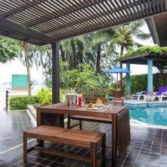 Отель Anyavee Tubkaek Beach Resort бассейн фото 3