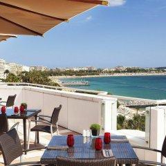 Отель JW Marriott Cannes Франция, Канны - 2 отзыва об отеле, цены и фото номеров - забронировать отель JW Marriott Cannes онлайн балкон