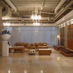 Отель Ramada Hotel and Suites Seoul Namdaemun Южная Корея, Сеул - 1 отзыв об отеле, цены и фото номеров - забронировать отель Ramada Hotel and Suites Seoul Namdaemun онлайн интерьер отеля фото 2