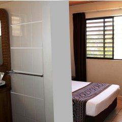 Отель Smugglers Cove Beach Resort and Hotel Фиджи, Вити-Леву - отзывы, цены и фото номеров - забронировать отель Smugglers Cove Beach Resort and Hotel онлайн ванная