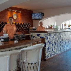 Отель Hacienda De Vallarta Las Glorias Пуэрто-Вальярта гостиничный бар