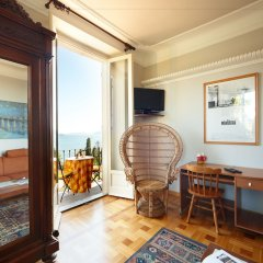 Отель Villa Josefa Apartment Италия, Вербания - отзывы, цены и фото номеров - забронировать отель Villa Josefa Apartment онлайн комната для гостей фото 2