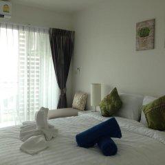 Отель Ratchy Condo Банг-Саре комната для гостей фото 3