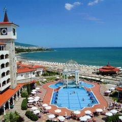 Отель Royal Palace Helena Sands пляж фото 2
