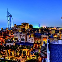 Отель Jumeirah Mina A Salam - Madinat Jumeirah ОАЭ, Дубай - 10 отзывов об отеле, цены и фото номеров - забронировать отель Jumeirah Mina A Salam - Madinat Jumeirah онлайн городской автобус