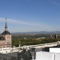 Отель Exe Moncloa Мадрид