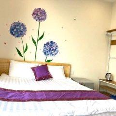 The Art - Hotel Binly Далат комната для гостей