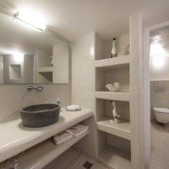 Отель Aqua Luxury Suites ванная