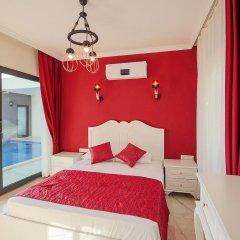 Villa Heart Турция, Калкан - отзывы, цены и фото номеров - забронировать отель Villa Heart онлайн комната для гостей