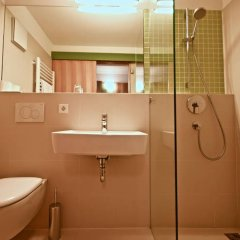Bed & Breakfast Hostel Nives Стельвио ванная фото 2