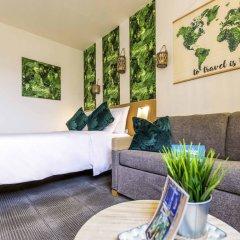 Отель Novotel Frankfurt City комната для гостей фото 4