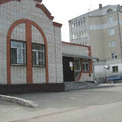 Гостиница Сфера парковка