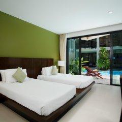 Отель Centra by Centara Coconut Beach Resort Samui комната для гостей фото 2