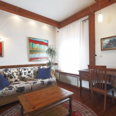 Гостиница Александр Хаус Санкт-Петербург комната для гостей фото 4