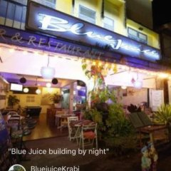 Отель Blue Juice Таиланд, Краби - отзывы, цены и фото номеров - забронировать отель Blue Juice онлайн