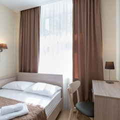Мини-Отель Академик Москва комната для гостей фото 4
