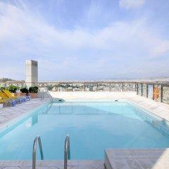 Отель Dorian Inn Hotel Греция, Афины - 7 отзывов об отеле, цены и фото номеров - забронировать отель Dorian Inn Hotel онлайн бассейн фото 2