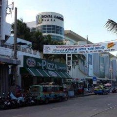 Отель P.O. Guesthouse Pattaya Beach