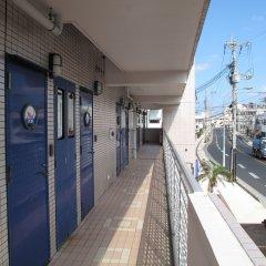 Отель Ocean Resort PMC Япония, Центр Окинавы - отзывы, цены и фото номеров - забронировать отель Ocean Resort PMC онлайн балкон