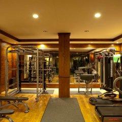 Отель Amaya Hills фитнесс-зал