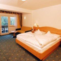 Hotel Julius Payer Стельвио комната для гостей