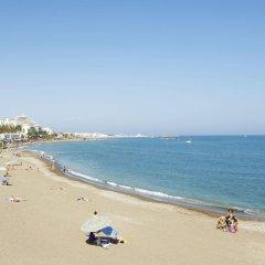 Отель Pierre & Vacances Residence Benalmadena Principe пляж фото 2