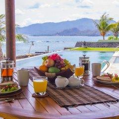 Отель Beachfront Citakara Sari Villas Индонезия, Бали - отзывы, цены и фото номеров - забронировать отель Beachfront Citakara Sari Villas онлайн питание