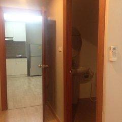 Отель Baanduangkamol Бангкок ванная