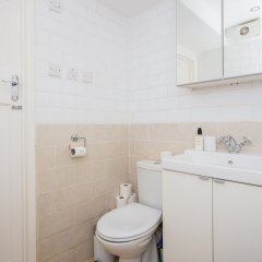 Апартаменты 1 Bedroom Apartment in City Centre Брайтон ванная фото 2