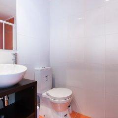Отель City Center Atico 360 Испания, Валенсия - отзывы, цены и фото номеров - забронировать отель City Center Atico 360 онлайн ванная