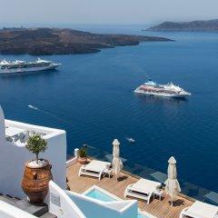 Отель Athina Luxury Suites пляж