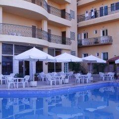 Отель Mariam Hotel Иордания, Мадаба - отзывы, цены и фото номеров - забронировать отель Mariam Hotel онлайн бассейн фото 2