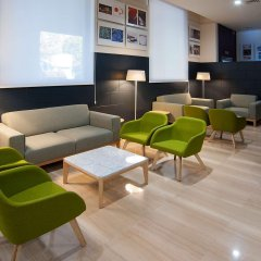Отель Silken Amara Plaza Испания, Сан-Себастьян - 1 отзыв об отеле, цены и фото номеров - забронировать отель Silken Amara Plaza онлайн гостиничный бар