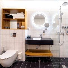 Отель Hestia Hotel Kentmanni Эстония, Таллин - отзывы, цены и фото номеров - забронировать отель Hestia Hotel Kentmanni онлайн ванная