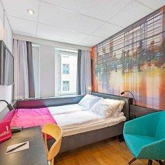 Comfort Hotel Xpress Stockholm Central комната для гостей фото 4