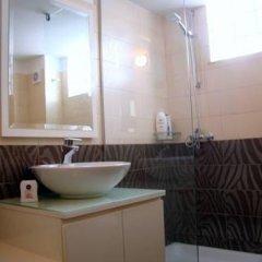 Апартаменты Capo Apartment Тирана ванная